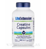Life Extension Creatine Capsules, 120 Vegetarian Capsules