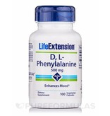 Life Extension D, L- Phenylalanin