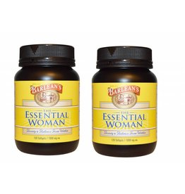 Barlean's The Essential Woman, 1000 Mg, 120 Softgels, 2-pack