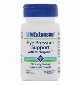 Life Extension Eye Pressure Support with Mirtogenol®, 30 vegetarian capsules