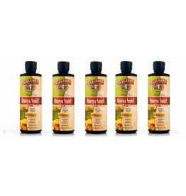 Barlean's Omega Swirl, Fish Oil With Vitamin D Supplement, Mango Peach, 16 Oz (454 G), 5-pack
