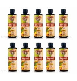 Barlean's Omega Swirl, Fish Oil With Vitamin D Supplement, Mango Peach, 16 Oz (454 G), 10-pack