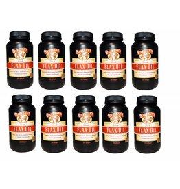 Barlean's Fresh Flax Oil, 250 Softgels, 10-pack