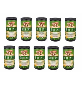 Barlean's Greens, Powder Formula, Organic 8.47 Oz (240 G), 10-pack
