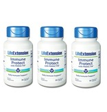 Life Extension Immune Protect With Paractin, 30 Vegetarian Capsules, 3-pack