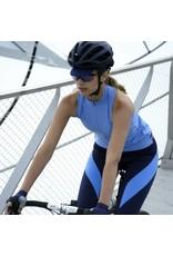 Dames spinningbroek navy blauw
