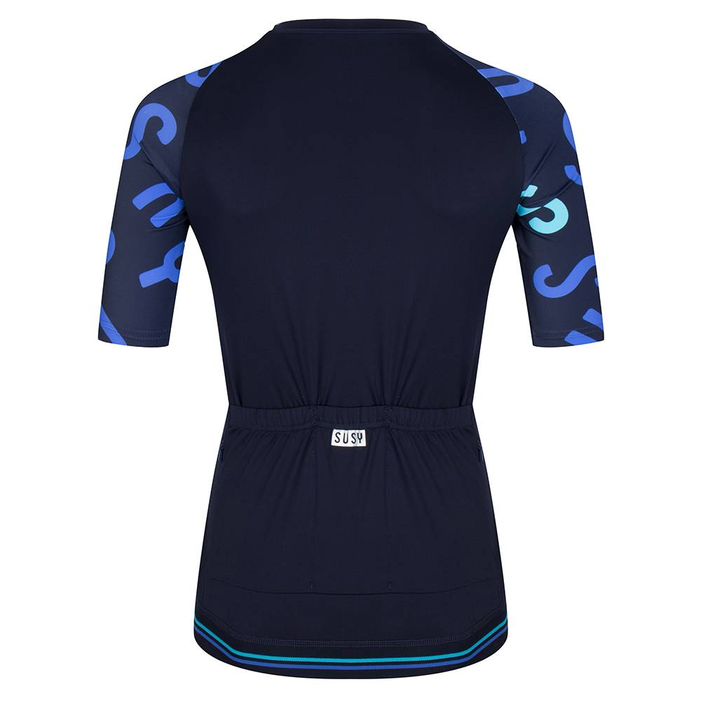 Cycling jersey ladies short sleeve