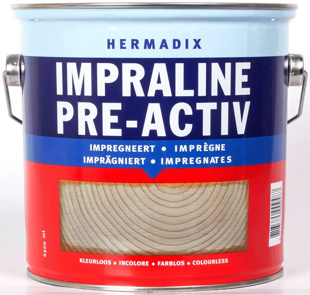 Hermadix Impraline Pre-Activ 2,5 liter
