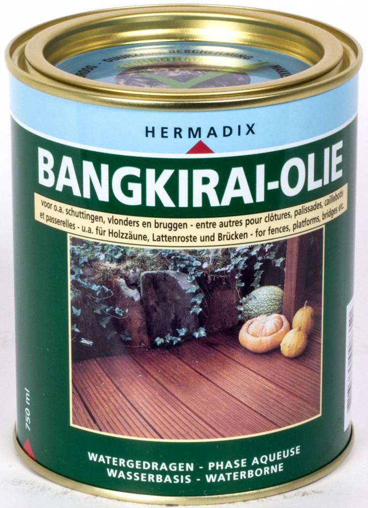 Hermadix Bangkirai olie 0,75 ltr