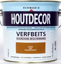 Hermadix Beits transparant 653 eiken 2,5 ltr