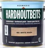 Hermadix Hardhoutbeits 464 white wash 2,5 ltr