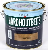 Hermadix Hardhoutbeits 466 teak 2,5 ltr