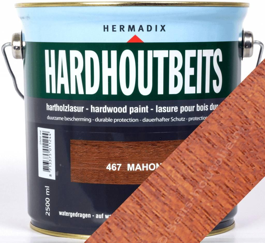 Hermadix Beits dekkend 610 bruin 2,5 ltr