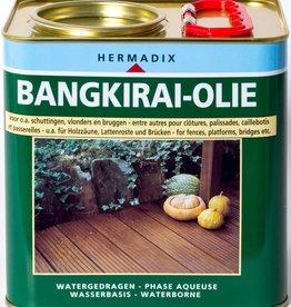Hermadix Bangkirai olie 2,50 ltr