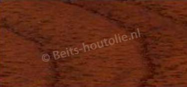 Woca houtolie roodbruin 2,5 liter