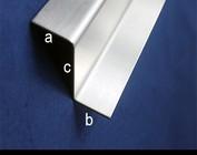 Z-Profile Höhe c 35-60mm