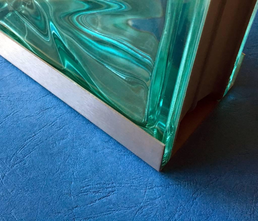 einfassprofil glasbaustein edelstahl 1 5 mm l ngen bis 2500mm kaufen bei versandmetall. Black Bedroom Furniture Sets. Home Design Ideas
