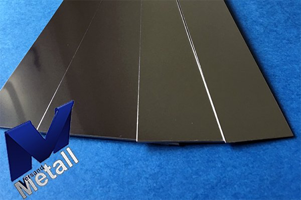 edelstahl blech zuschnitte einseitig poliert versandmetall online shop. Black Bedroom Furniture Sets. Home Design Ideas