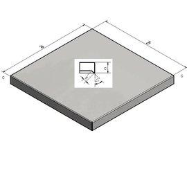 Versandmetall Mauerabdeckung Attikaabdeckung Pfostenabdeckung 1,0 mm antrazit