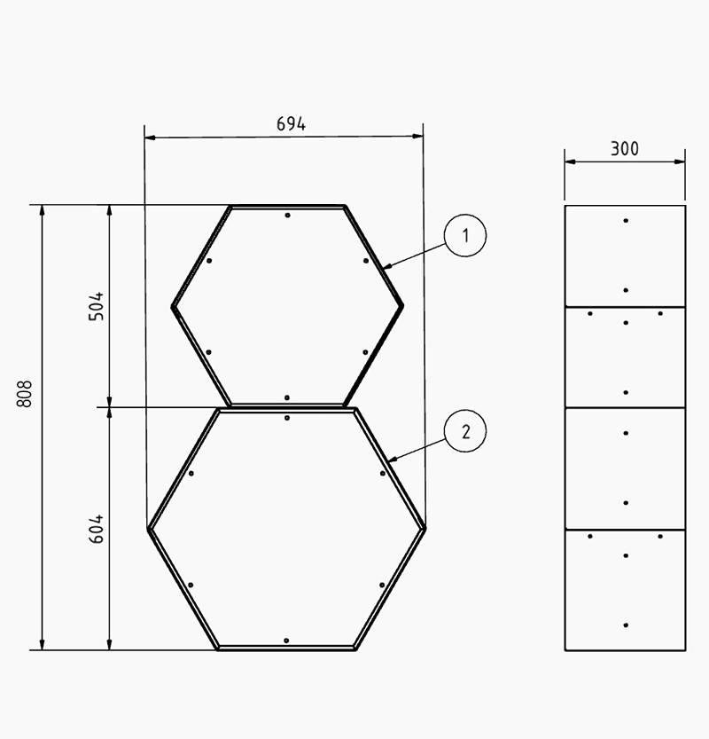 kaminholzregal brennholzregal f r innen 0 16 kubikmeter volumen von versandmetall kaufen. Black Bedroom Furniture Sets. Home Design Ideas
