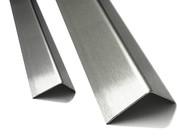 RVS Hoekbescherming Hoekprofiel Hoeklijn Hoekstrip hoek bekleding Reparatieprofiel