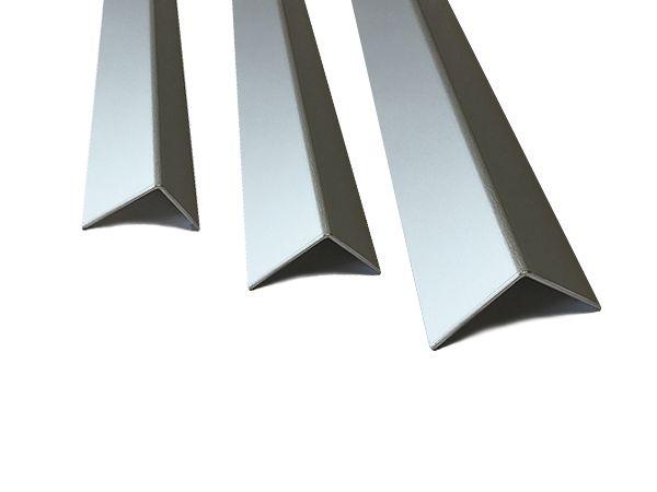 Hoekprofiel Hoekstrip Hoeklijn Aluminium lengte naar Keuze, kopen ...