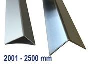 Corniere Aluminium jusqu'à 2500mm ( 2,5,m ) longueur