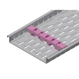Versandmetall Renforcement Série F (Fx) 190/25 en acier inoxydable - Pour largeur d'entrée fendue 190mm