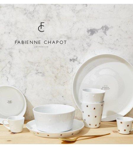 Fabienne Chapot Espresso Cup Gold Stars