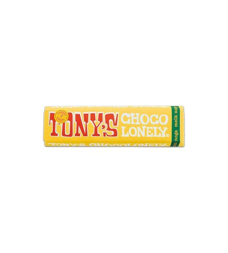 Tony's Chocolonely Melk Noga 47 gram