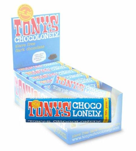 Tony's Chocolonely Pure Chocolade 50 gram