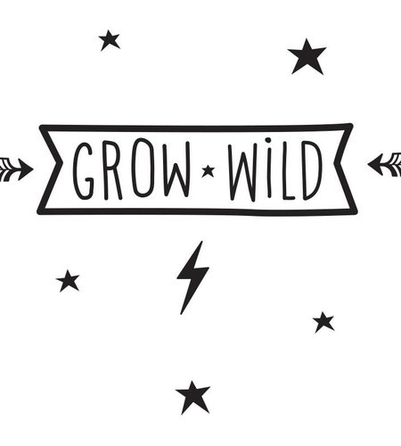 A Little Lovely Company Wall Sticker Grow Wild