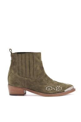 Catarina Martins Chase Suede Chelsea Boot
