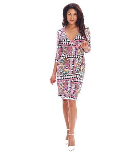 Tessa Koops Dita Dress Fresco