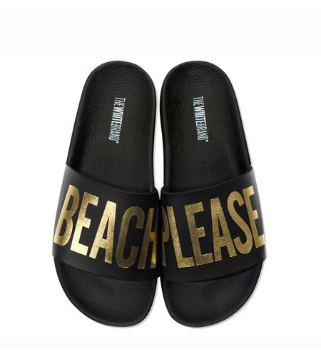 TheWhiteBrand High Beach Please Black