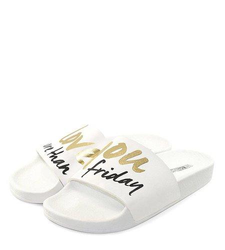 TheWhiteBrand Friday White