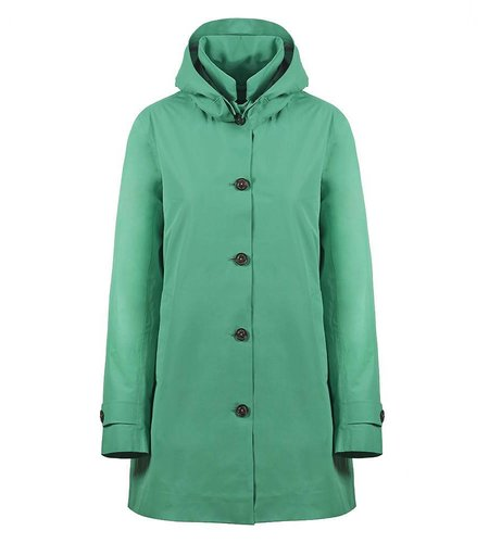 Save the Duck Cappotto Tech 4 Bright Green