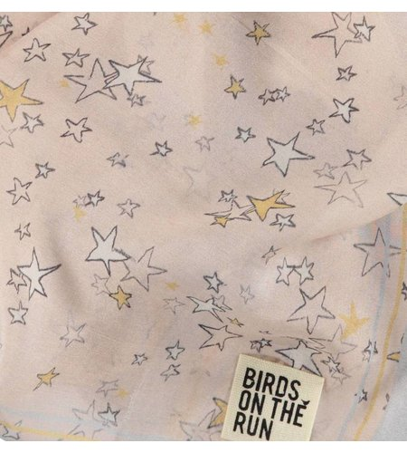 Birds On The Run Bandana Met Sterren Allover Skin