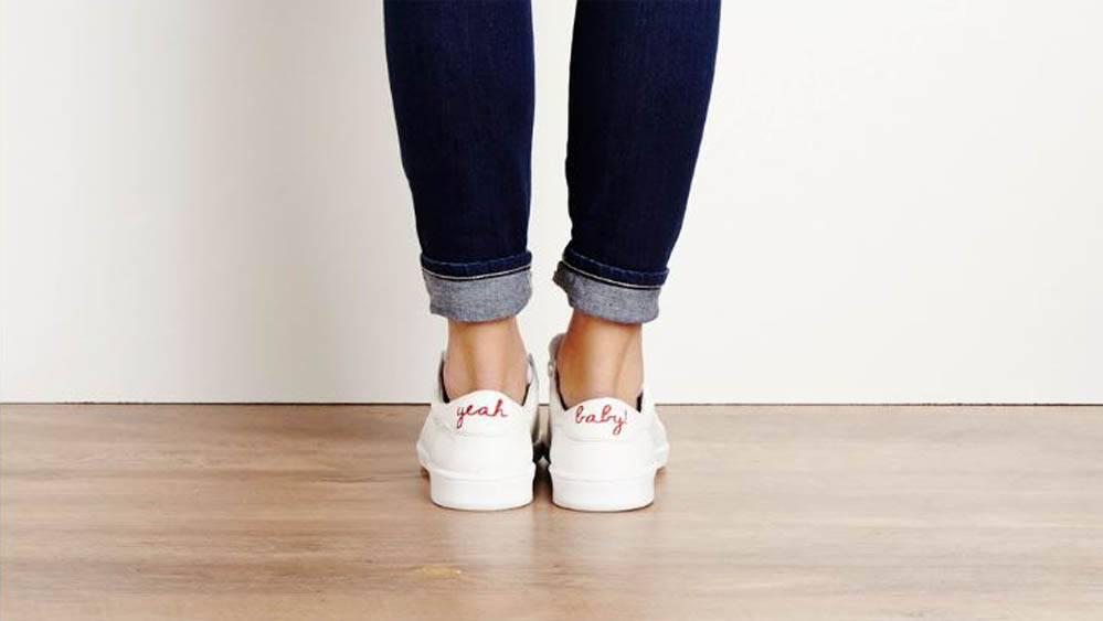 De Sneaker Sok :)