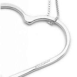 SeeMe Medium Heart Short Venetian Chain