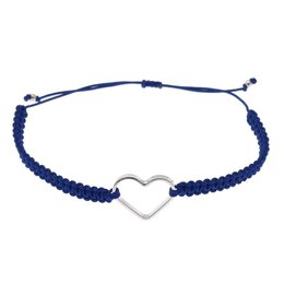 SeeMe Macrame Bracelet Small Heart