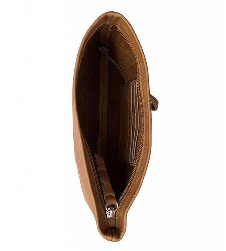 Cowboysbag Bag Flat Chestnut