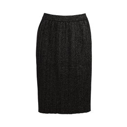 King Louie Skirt Plisse Lapis Glam