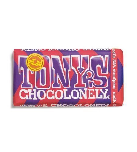 Tony's Chocolonely Limited Edition: Melk Stoofpeer