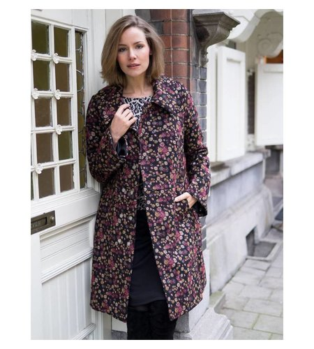 Tessa Koops Coat Lizzy Londen