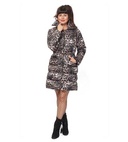 Tessa Koops Coat Sonia Dark Leo