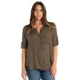 Bella Dahl Longsleeve Shirt Tail Button Down