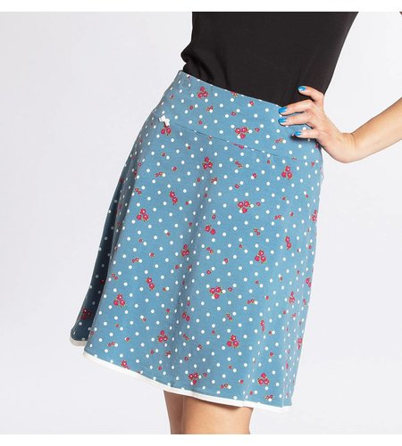 Blutsgeschwister Lets Twist Again Skirt Mary Rose