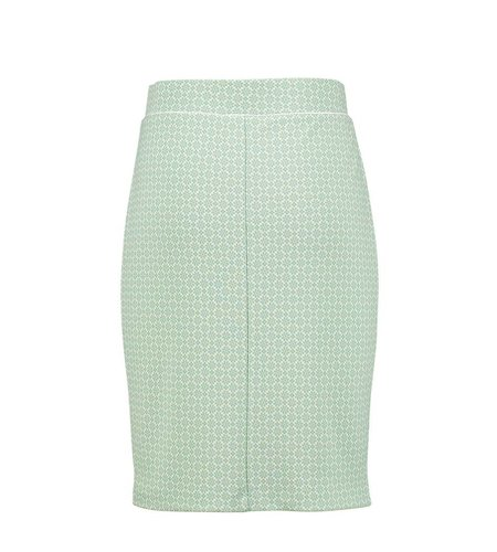 Le Pep Skirt Emy Grayed Jade