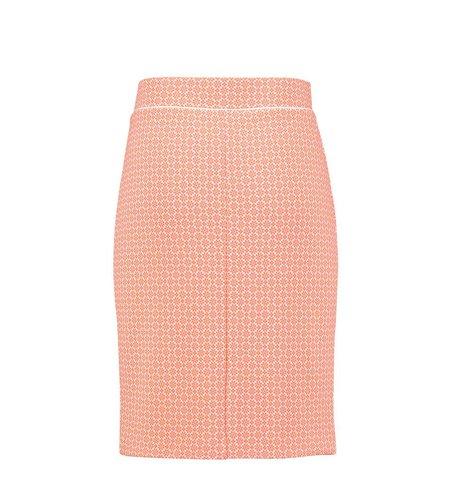 Le Pep Skirt Emy Fresh Salmon